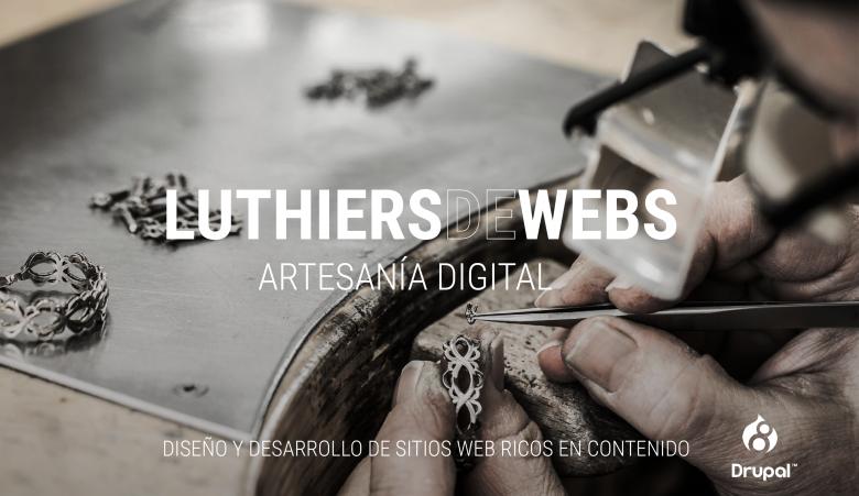 Luthiers de webs