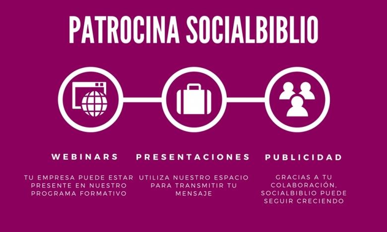 Patrocina SocialBiblio