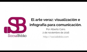 Embedded thumbnail for El arte veraz: visualización e infografía para comunicación