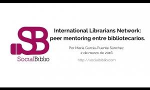 Embedded thumbnail for International Librarians Network: peer mentoring entre bibliotecarios
