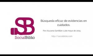Embedded thumbnail for Búsqueda eficaz de evidencias en cuidados