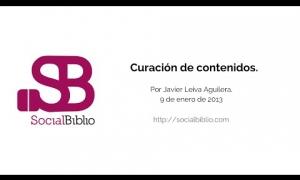 Embedded thumbnail for Curación de contenidos