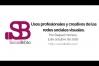 Embedded thumbnail for Usos profesionales y creativos de las redes sociales visuales